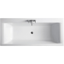 Ideal Standard Alto 170x75cm Double Ended Rectangular Bath No Grips No Tapholes