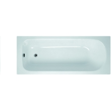Ideal Standard Alto CT 150x70cm Rectangular Bath With Grips Two Tapholes