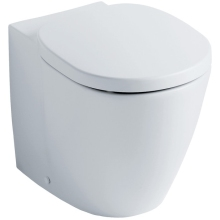 Ideal Standard Concept Back To Wall WC Pan Horizontal Outlet