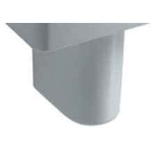 Ideal Standard Concept Semi Pedestal For 50cm, 55cm or 60cm Basins