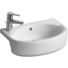 Ideal Standard Concept Space Arc Short Projection Semi-Countertop Basin