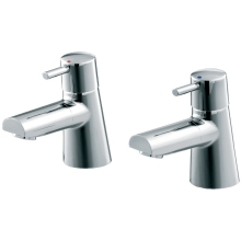 Ideal Standard Cone Pair Bath Taps