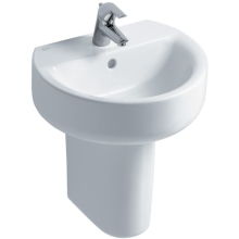Ideal Standard Sphere 50cm Pedestal or Furniture Basin