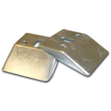 Ideal Standard Steel Wall Hangers Pair
