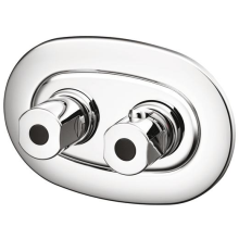 Ideal Standard Trevi Thermostatic Built-In Shower Mixer - Chrome