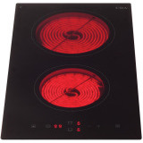 HC3620FR 2 zone ceramic hob