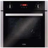 SC612SS Single multifunction oven