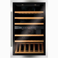 FWV901SS Dual zone integrated wine cooler