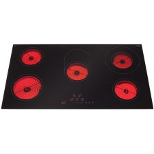 HC9620FR 5 zone ceramic hob