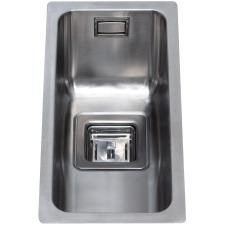 KSC21SS Undermount square single bowl sink
