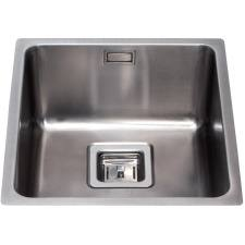 KSC23SS Undermount square single bowl sink