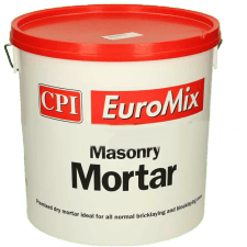 Mortars, Mixes and Chippings