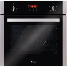 SC222SS Single fan oven with timer