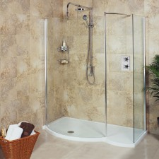 Walk-In Showers & Wetroom Panels