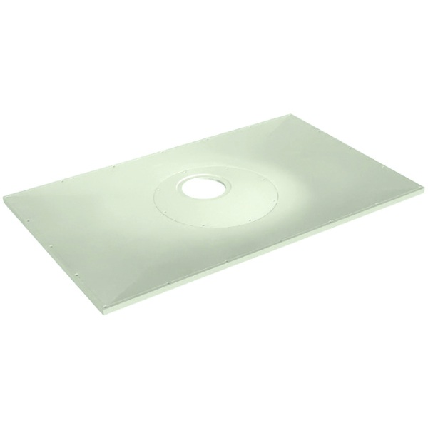 Impey Aqua-Dec EasyFit Wetroom Floor Former - 1200mm x 1200mm