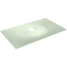 Impey Aqua-Dec EasyFit Wetroom Floor Former - 1300mm x 800mm