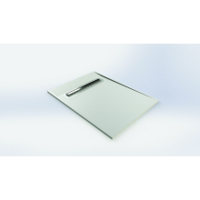 Impey Aqua-Dec Linear 2 Wetroom Floor Former - 1000x1000mm