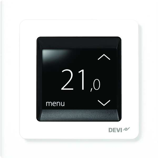 Impey DEVIreg Touch Thermostat - White