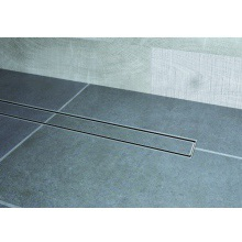 Impey Linear 600mm Vertical Drain with Tiled Insert Top