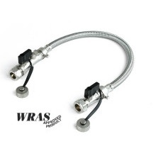 Inta 15mm G24 WRAS Approved Filling Loop with End Caps
