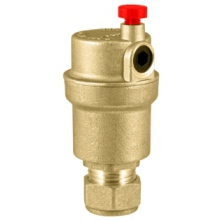 Intatec 15mm Automatic Air Vent (Brass)