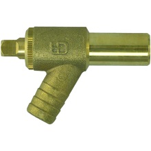 JG Speedfit Brass Drain Cock 15mm