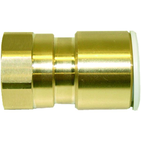 JG Speedfit 15mm x 1/2 BSP Female Coupler