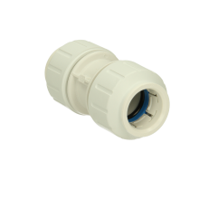 John Guest Speedfit 28mm Straight Connector - White