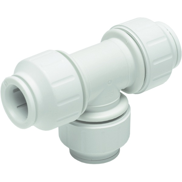 John Guest Speedfit Equal Tee Connector 15mm