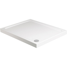 JT40 Fusion Rectangle Shower Tray 1200mm x 800mm - White