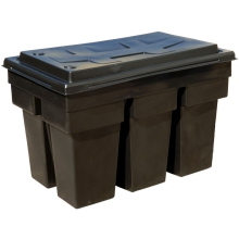 Kingspan Titan Ferham Open Topped Rectangulatr Cold Water Cistern 50 Gallon