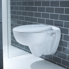 Lecico Atlas Wall Hung WC Pan