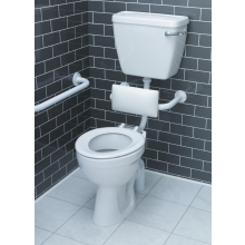 Lecico Doc M Low Level Raised WC Pan