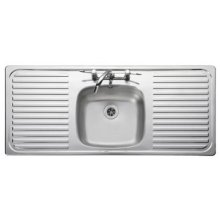 Leisure Lex 1160mm x 508mm Inset Sinktop
