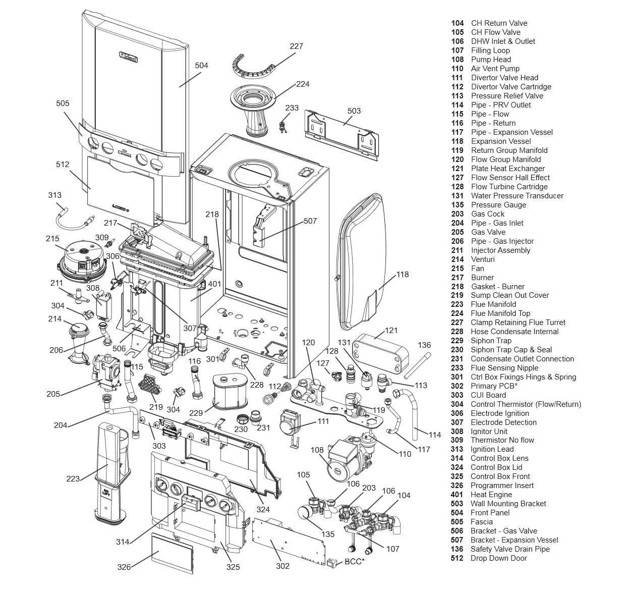 ideal logic combi 30 diagram boiler manuals: ideal logic + combi 24 #11