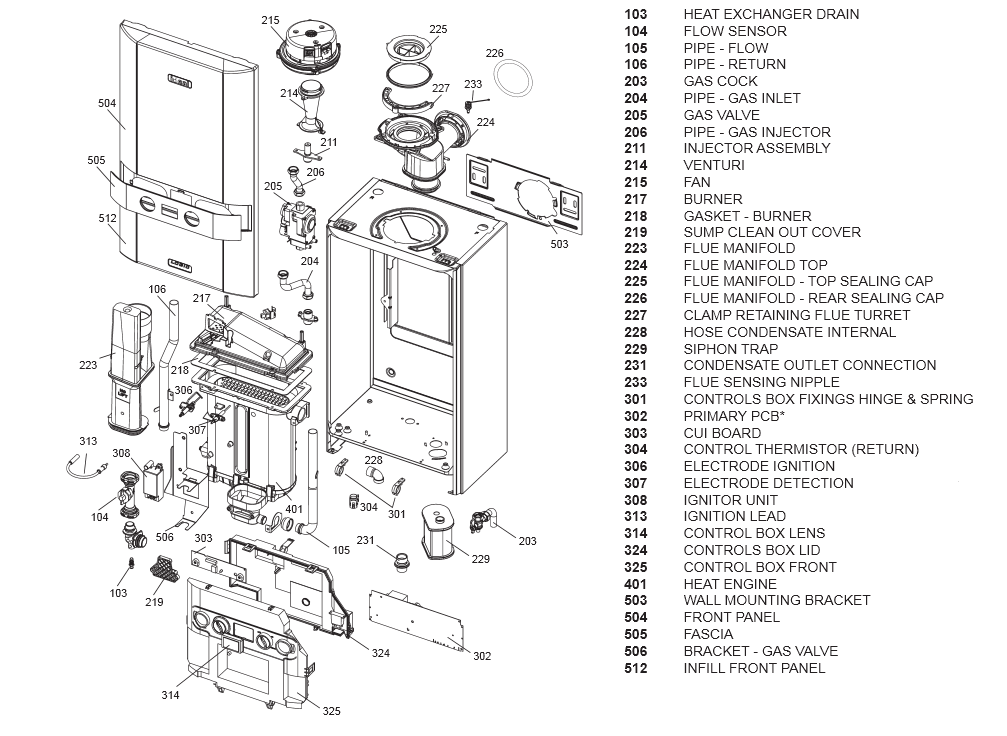 Boiler Manuals  Ideal Logic   Heat 24 Products