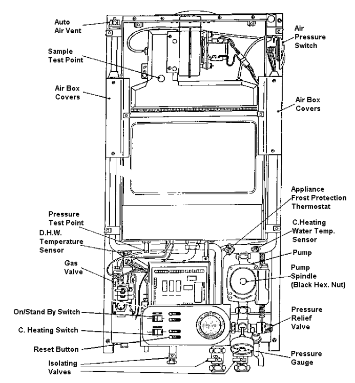 Grant Oil Boiler Wiring Diagram on car starter exploded view