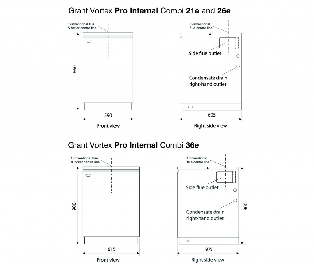 Grant vortex condensing combi boiler 21kw technical images cheapraybanclubmaster Image collections