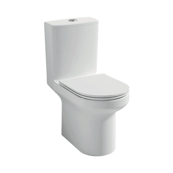 Lydia Close Coupled Cistern with Dual Flush Fittings