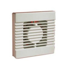 "Manrose 4"" Fan With Timer"
