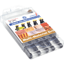 Marcrist MM850 AkkuMAX Multi-Material Drill - Pack 5