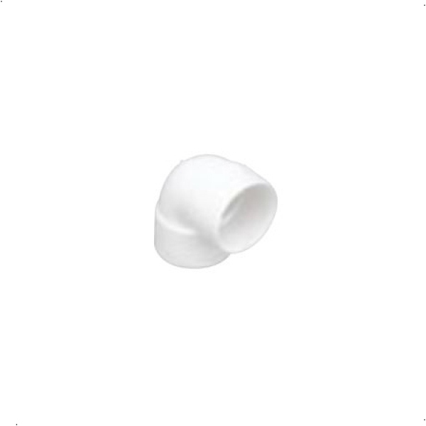 Marley 21.5mm 88.5 Degree Bend White