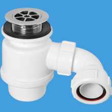 McAlpine 1.5 Shower Trap Water Seal with 70mm Flange
