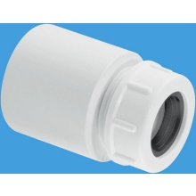 "McAlpine Multifit Plain Tail Reducer Fitting 1 1/2"" x 12/23mm"