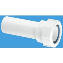 McAlpine Multifit x Plain End Straight Connector 1 1/2""