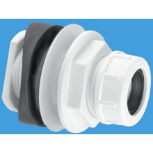 McAlpine Soil Pipe Boss Connector 22MM