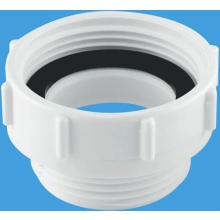 "McAlpine Waste Outlet Reducer 1 1/2"" x 1 1/4"""