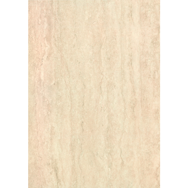 Mermaid Travertine Long Wall Kit Chrome 4PK