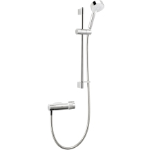 Mira Agile S Exposed Valve Eco - Chrome