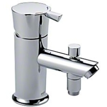 Mira Discovery Monobloc Bath and Shower Mixer Chrome